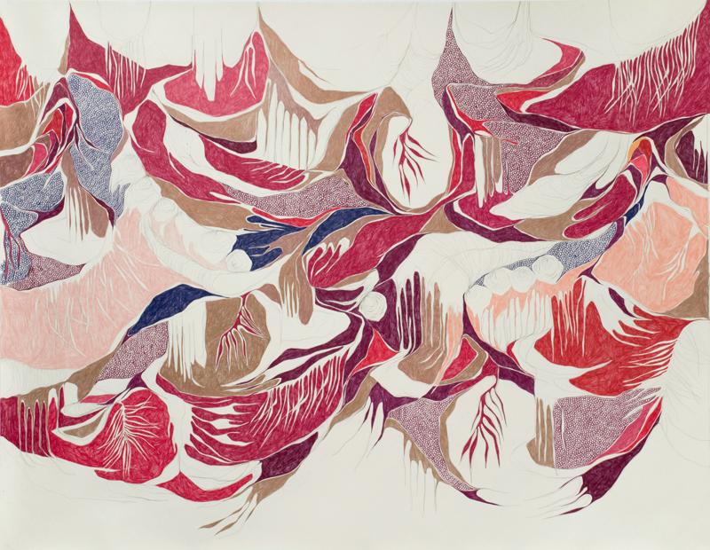 Marcia de Moraes, O Vermelho e o Negro, 2010