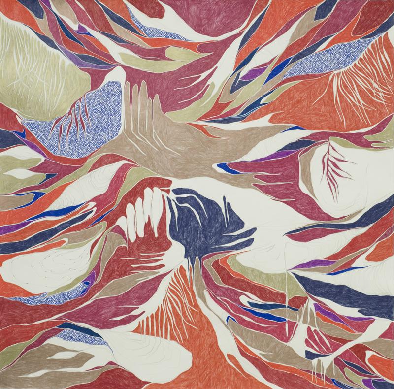 Marcia de Moraes, La Vida es Sueño III, 2010